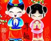 祝大家过个吉庆祥和的春节
