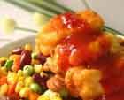 2011春节菜谱:五谷丰登